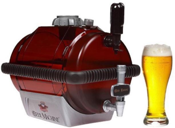 мини пивоварня со встроенным чиллером