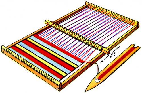 ручной ткацкий станок