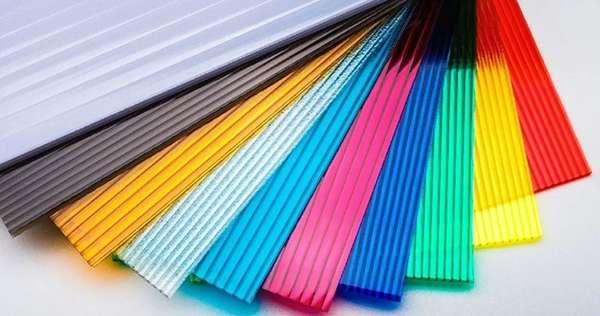 разноцветный не пищевой пластик